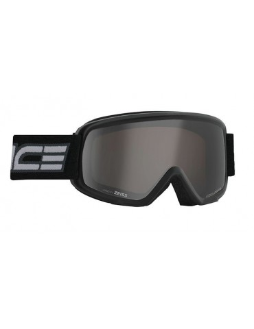 Salice model 608 color BLACK/RW SILVER Unisex Ski Goggles