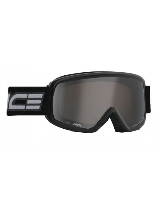 Salice model 608 color BLACK/RW BLACK Unisex Ski Goggles
