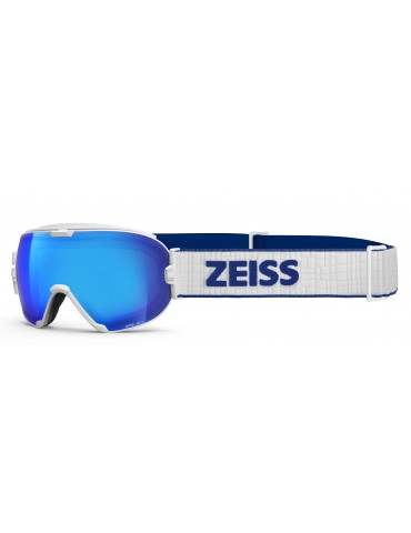 Zeiss White multilayer Blue Interchangeable Duo Goggles Unisex