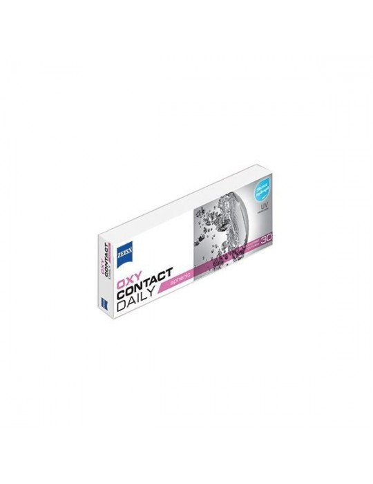Zeiss Oxy Contact Daily 30 Lenti a Contatto Giornaliere