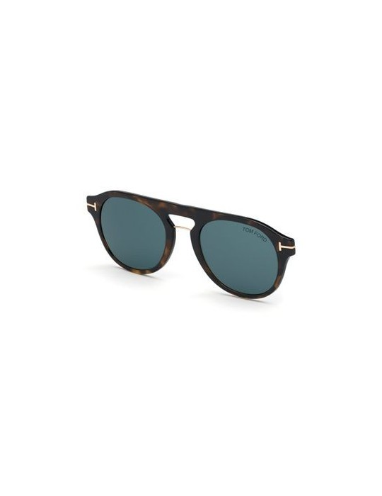 Tom Ford Clip on magnetico FT5533-B-CL colore 52V