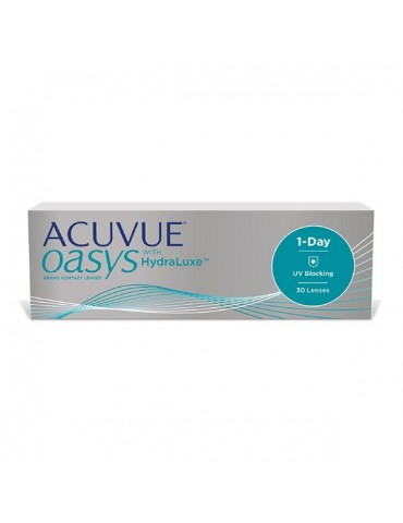 Acuvue Oasys 1 Day Contact lenses 30pcs
