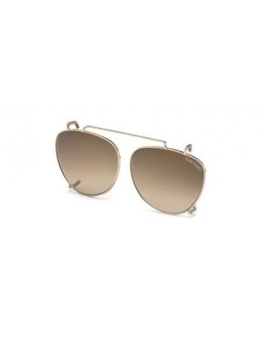 Tom Ford Clip on magnetico FT5513-CL col. 28G
