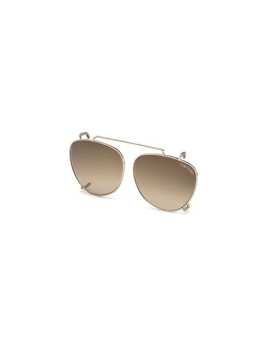 Tom Ford Clip on magnetico FT5513-CL colore 28G