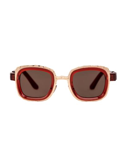 Balenciaga BB0092S color 002 Unisex Sunglasses
