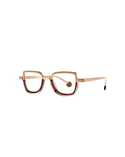 Salice model 605 color WHITE/RW GOLD Unisex Ski Goggles
