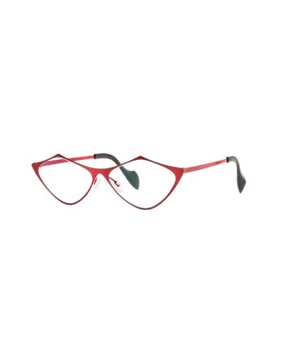 Smith Optics Prophecy OTG Black Red Mirror Maschera da sci