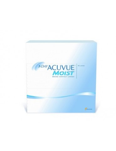 1-Day Acuvue Moist 90 Daily Contact Lenses