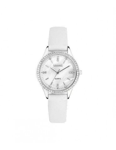 Lowell PL5193-0121 White 32mm Woman Watch