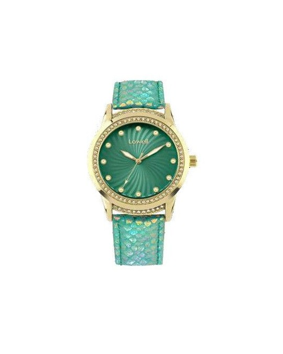Orologio Lowell PL5195-6424 Verde 40mm da Donna