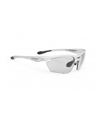 Rudy Project Stratofly color White Carbon ImpactX Photocromc lens