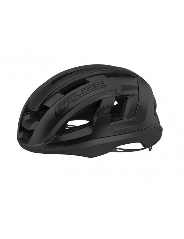 Salice model Gaiva BLACK-BLACK Cycling Helmet