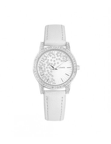 Lowell PL5192-0121 White 32mm Woman Watch