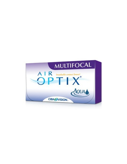 AIR OPTIX Multifocal - Conf. da 3 lenti
