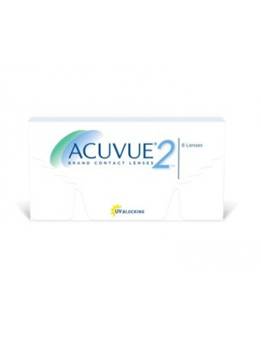 Acuvue 2 6 contact lenses