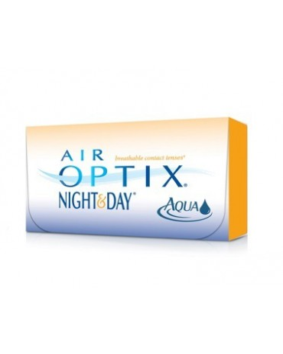 Air optix Night & Day Aqua 3 lenses
