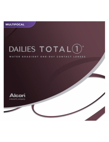 Dailies Total 1 Multifocal 90 Lenti a Contatto Multifocali