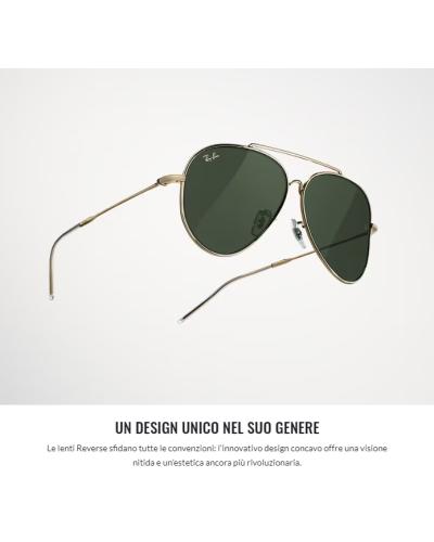 Thom Browne TBS 913 50 01 GLD Unisex Sunglasses