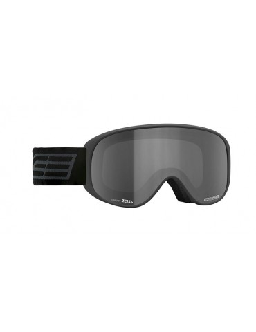 Salice model 100 color BLACK/RW SILVER Unisex Ski Goggles