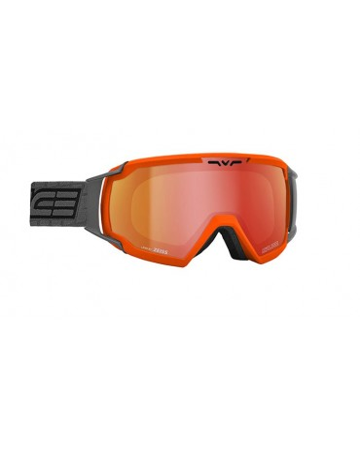 Salice model 618 coloR ORANGE/RW RED Unisex Ski Goggles