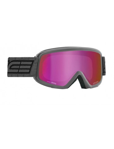 Salice model 608 color CHARCOAL/RW IREX Unisex Ski Goggles