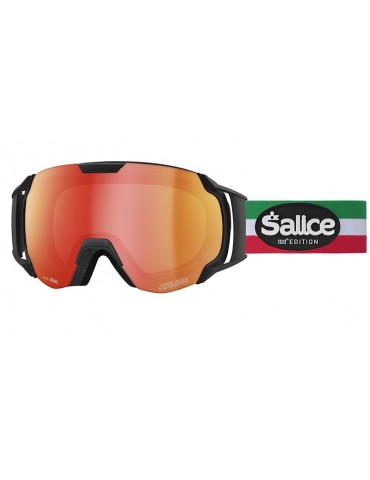 Salice 619 color BLACK/RW RED Centennial Edition Goggles Unisex
