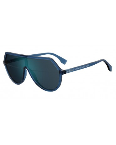 Fendi 0377/S color PJP/8N Woman Sunglasses