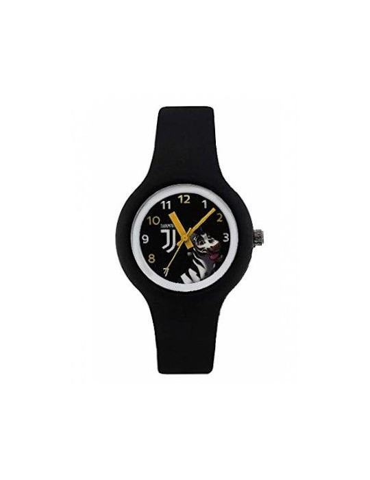 Watch Juventus Official New One Kid Bambino 34mm Black P-JF430KJ2