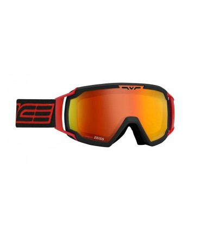Salice model 618 color BLACK/RW RED Unisex Ski Goggles
