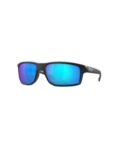 Salice model 838 BLACK/RW BLUE Unisex Sport Sunglasses