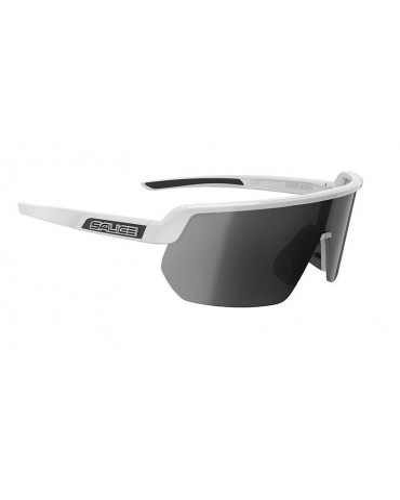 Salice model 023 WHITE/RW BLACK Unisex Sport Sunglasses