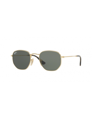 RAY-BAN 3548N 001 Man Sunglasses