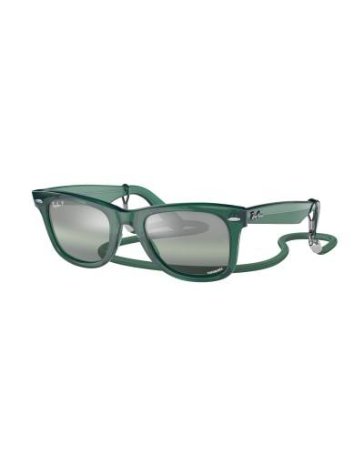 RAY-BAN 3548N 001 occhiali da sole Uomo
