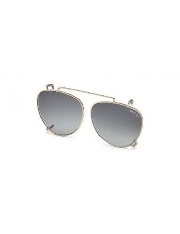 Tom Ford Clip on magnetico FT5513-CL col. 28B