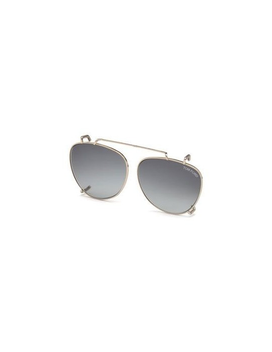 Tom Ford Clip on magnetico FT5513-CL colore 28B