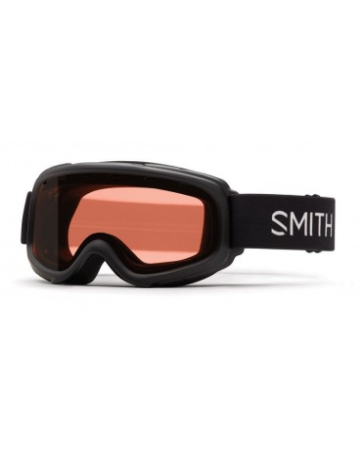 Smith Optics Gambler Air color Black RC36 Ski Goggles Youth