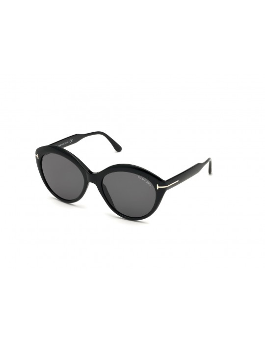 Tom Ford FT0763 color 01A Woman Sunglasses
