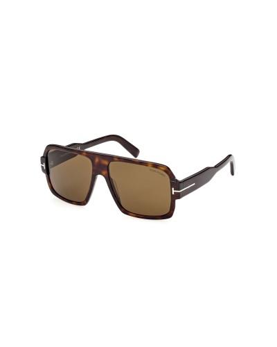 Tom Ford FT5532 B color 01V Man Eyewear