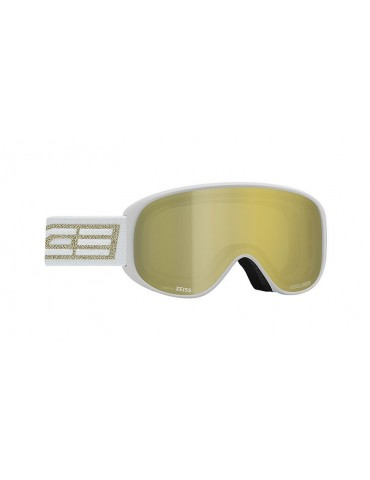 Salice model 100 color WHITE/RW GOLD Unisex Ski Goggles