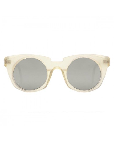 Kuboraum Maske U6 color CHPM Woman Sunglasses