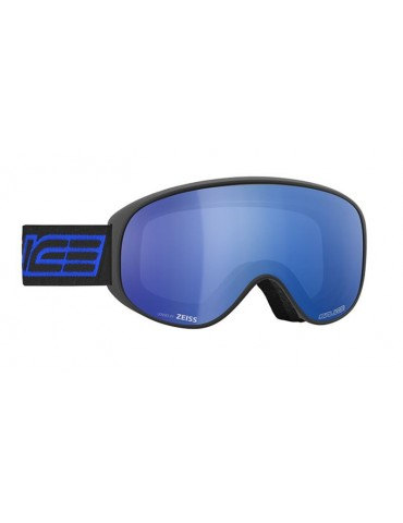 Salice model 101 color Black/RW Blue Unisex Ski Goggles